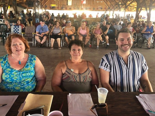 Photo of 2018 Karaoke Judges