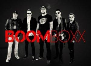 Boombox Band Photo 2019